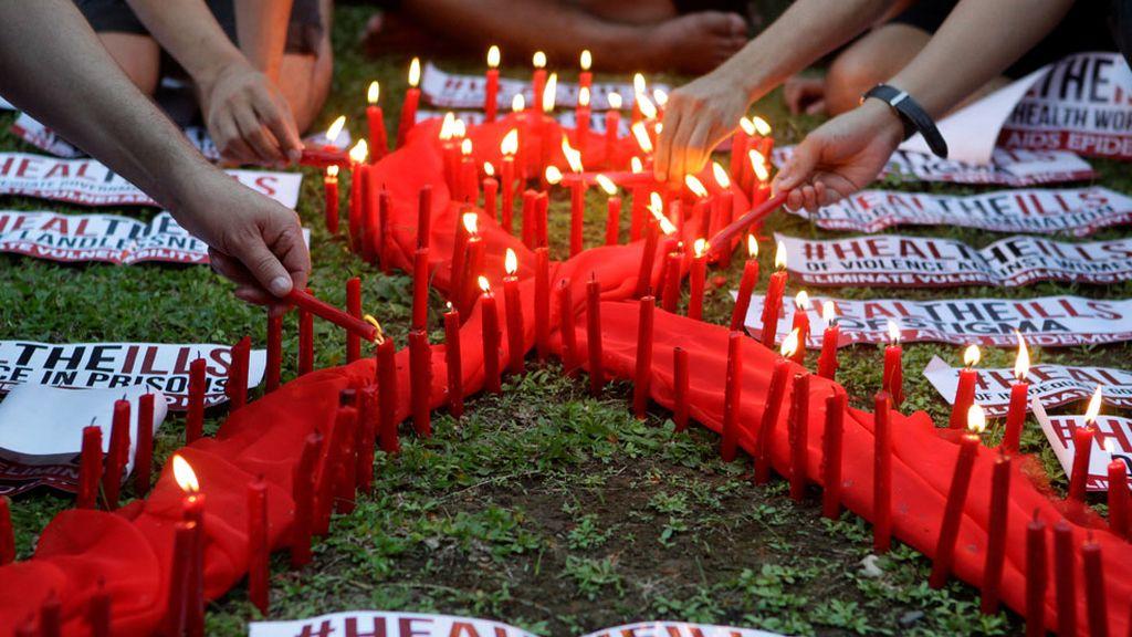 Día Internacional de la Acción contra el Sida