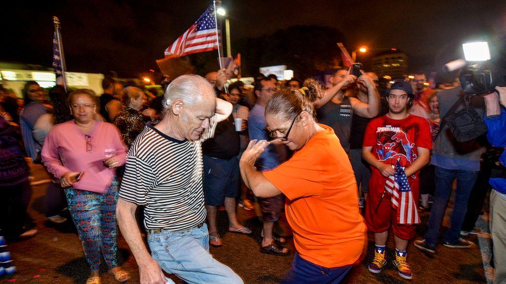 Celebración en Miami