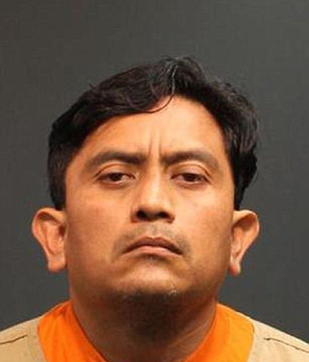 Isidro García, secuestrador detenido en Los Ángeles