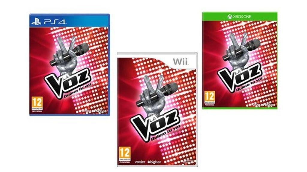 videojuego la voz