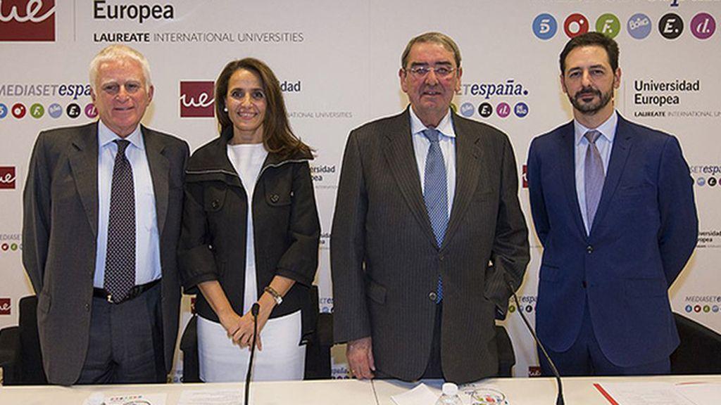 Mediaset España presenta su Máster en Creación y Gestión de Contenidos Audiovisuales