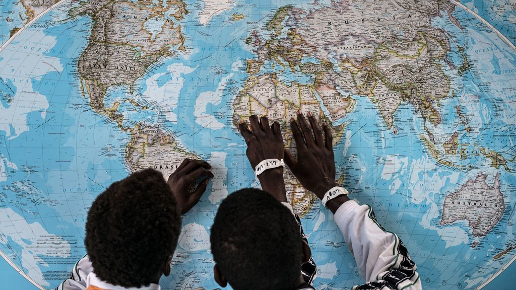 Unos 50 millones de niños viven lejos de su hogar y en riesgo, según UNICEF