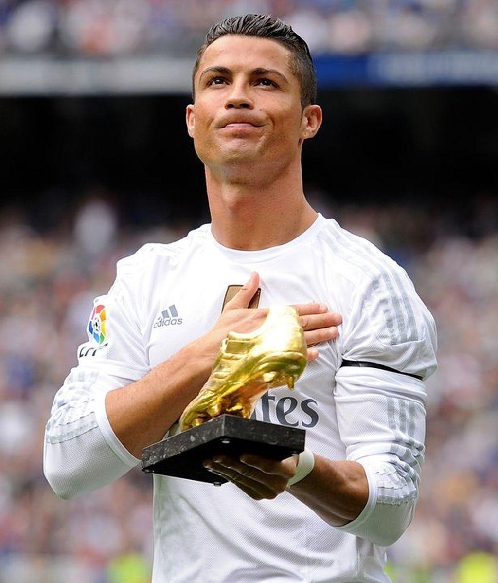 Cristiano Ronaldo,Real Madrid,Adidas