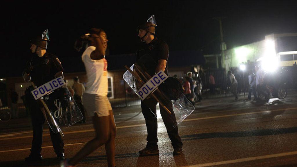 La policía de Misuri mata a otro joven negro
