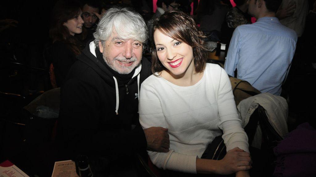 Ricardo Arroyo y Ariana Sánchez