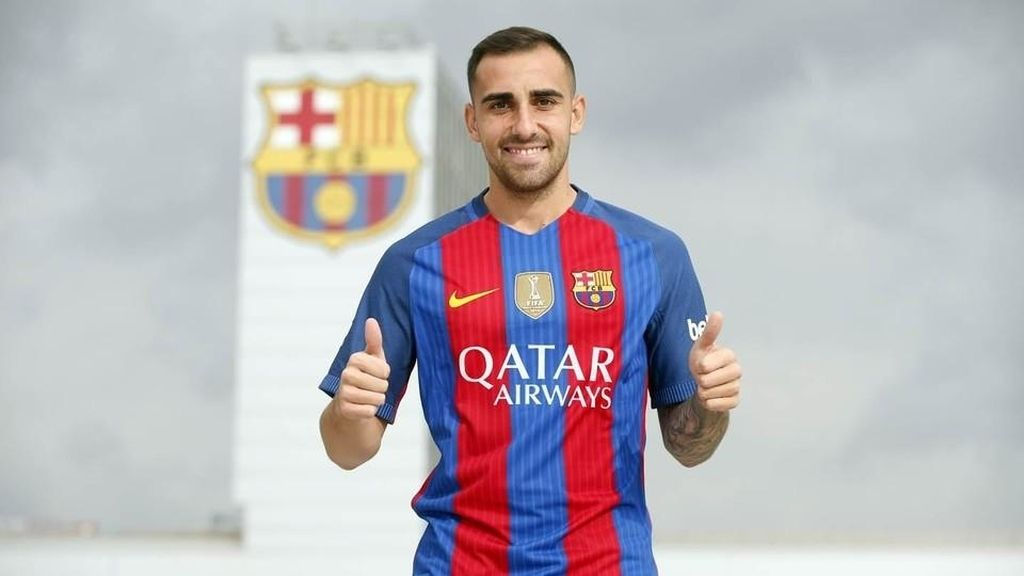 paco Alcácer ficha por el Barça