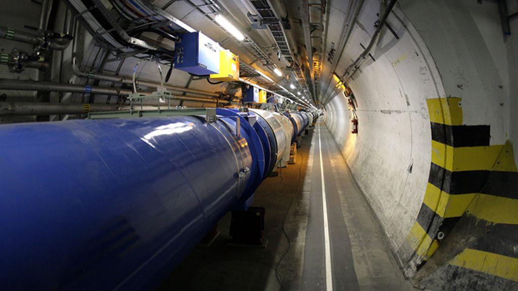 Colisionador de Hadrones del CERN