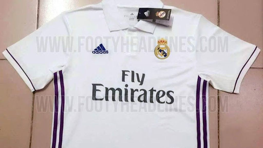Real Madrid, camiseta, Zidane