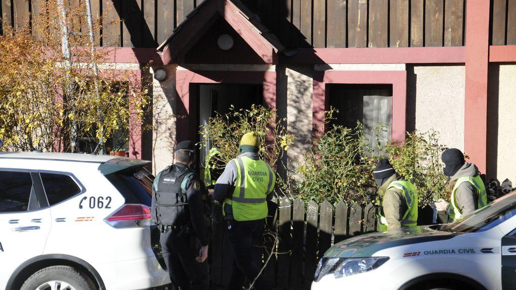 Un exmiembro de los GAL, detenido en Segovia por yihadismo