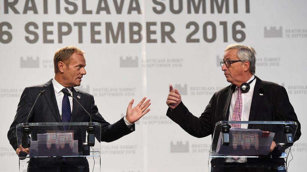 Cumbre Europea Bratislava 2016