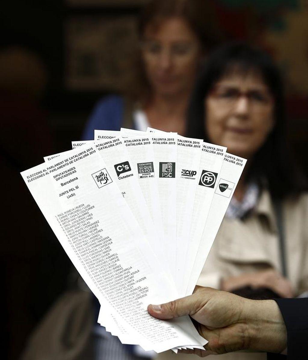 Un total de 5.510.798 catalanes están llamados a las urnas