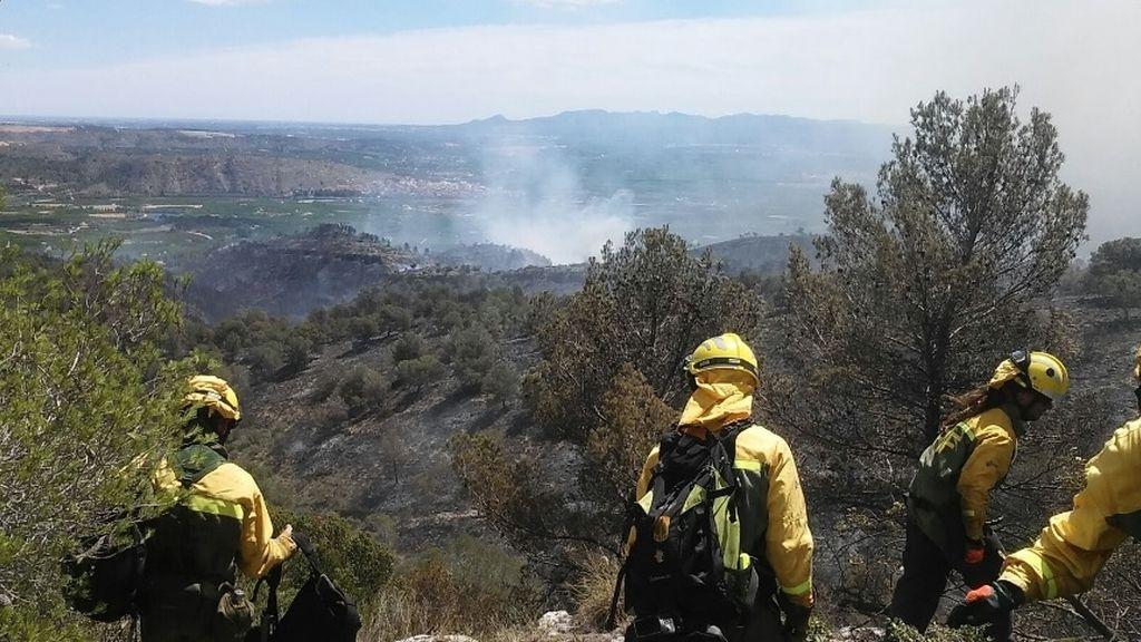 incendio Valencia
