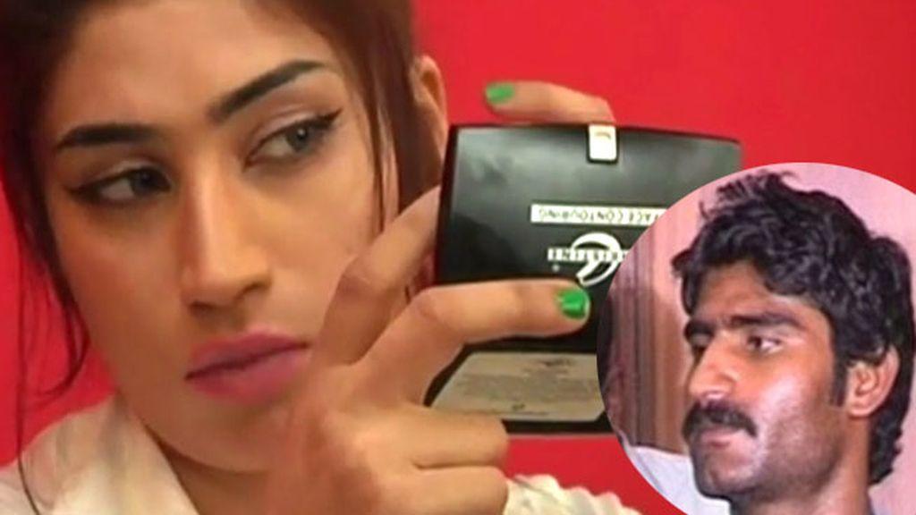modelo pakistaní,Qandeel Baloch,