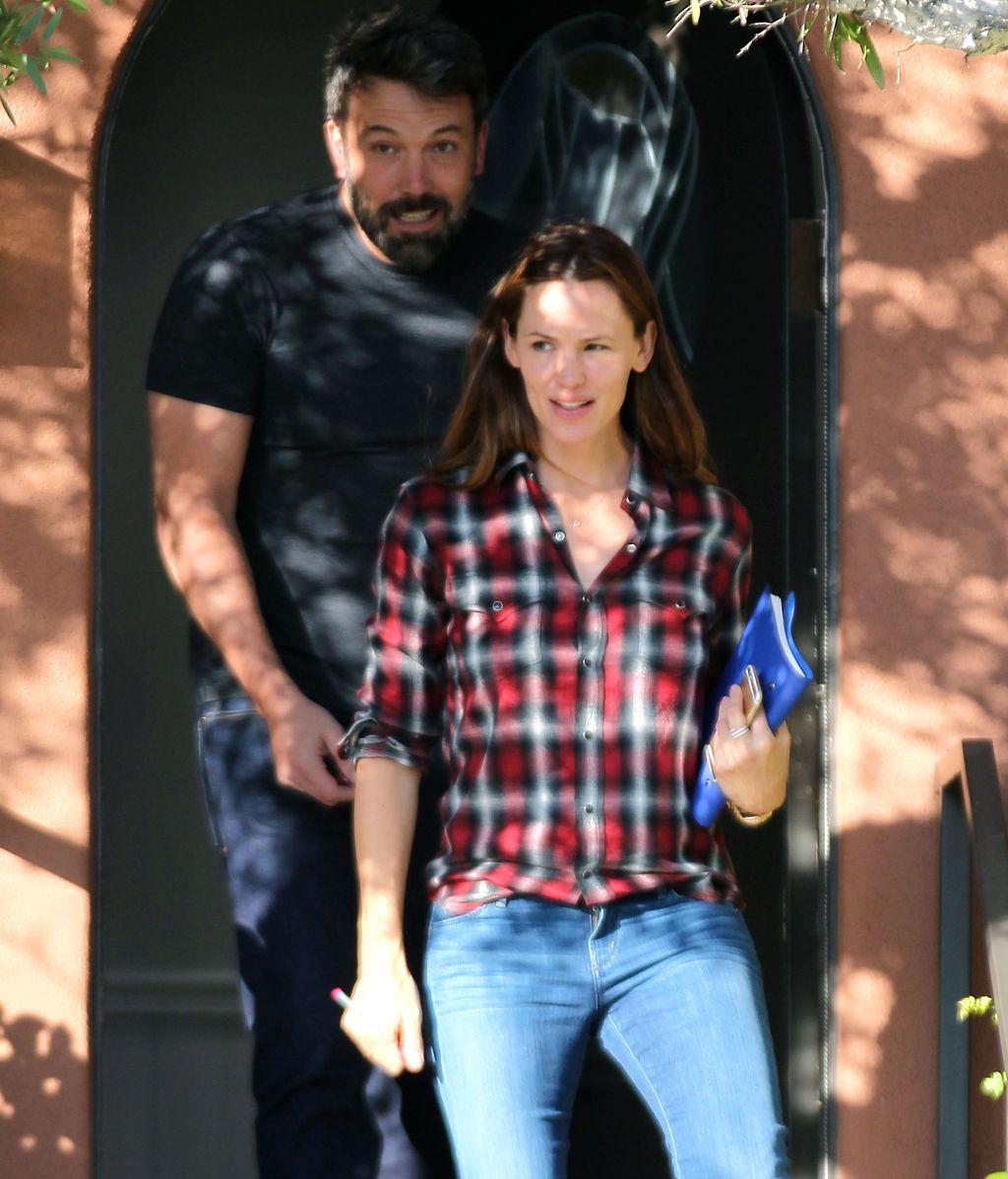 El matrimonio formado por Ben Affleck y Jennifer Garner busca una segunda oportunidad