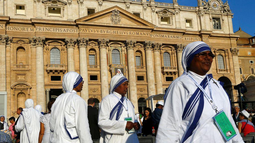Canonización Madre Teresa de Calcuta