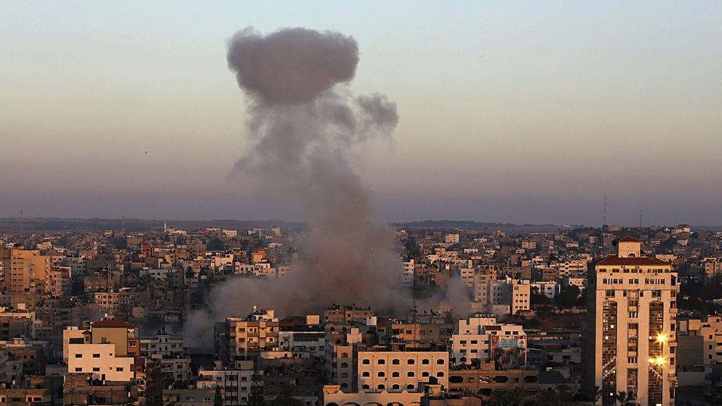 La ONU identifica como civiles a tres de cada cuatro muertos en la Franja de Gaza