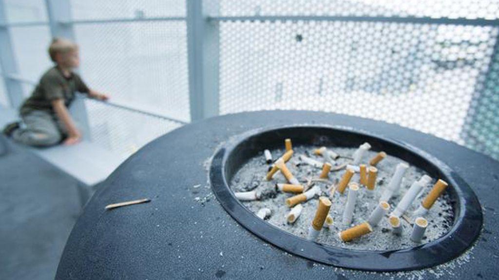 Cenicero, dejar de fumar