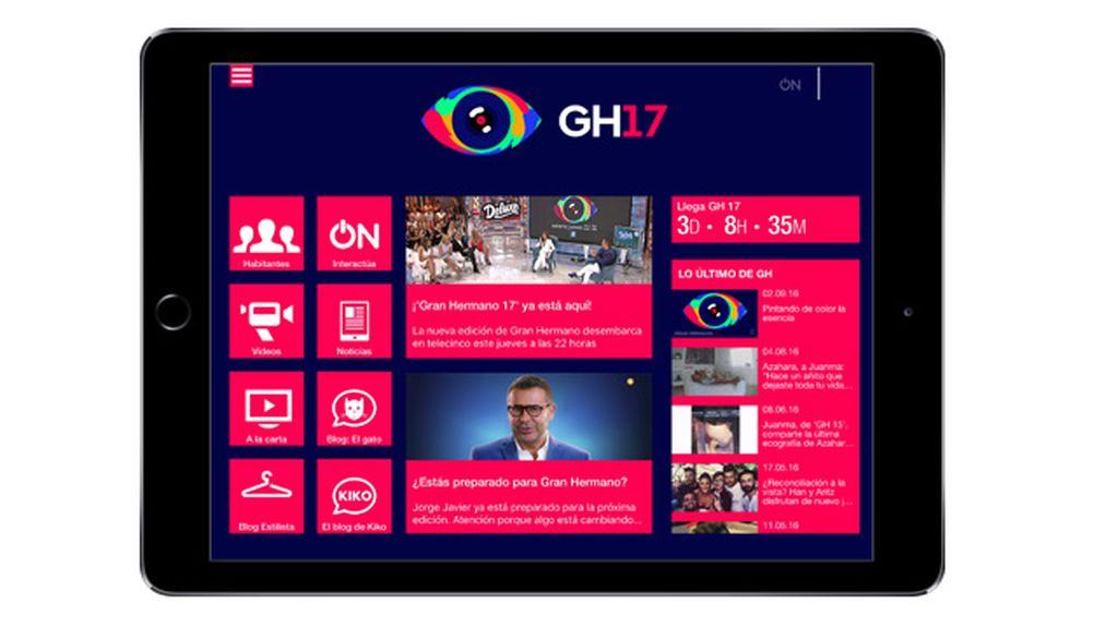 GH 17 app