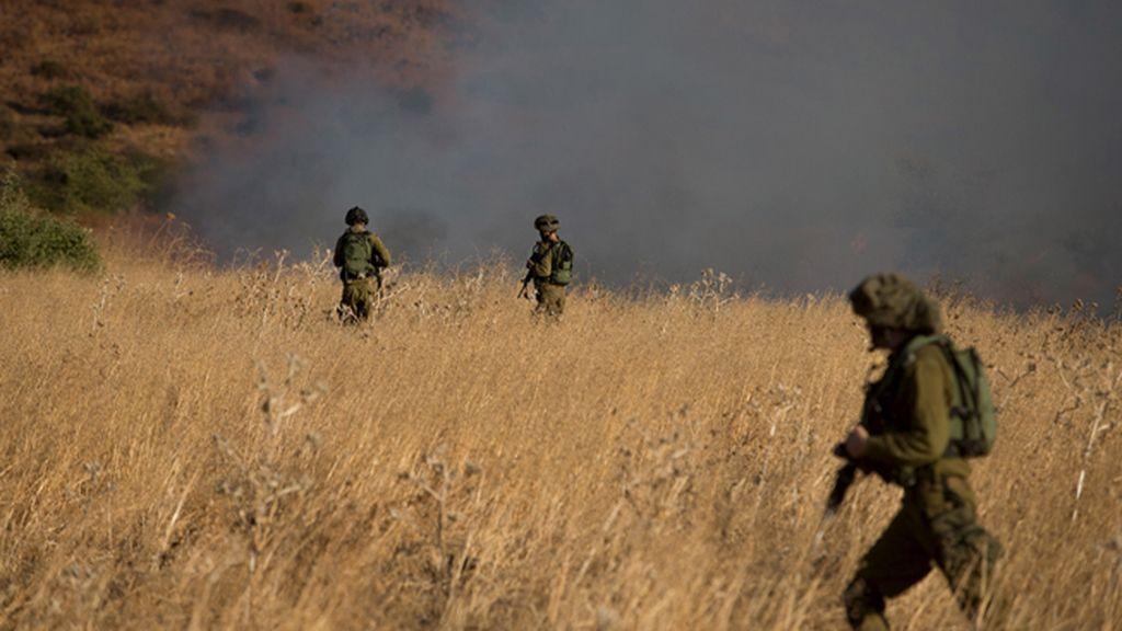 Israel devuelve el fuego a Siria