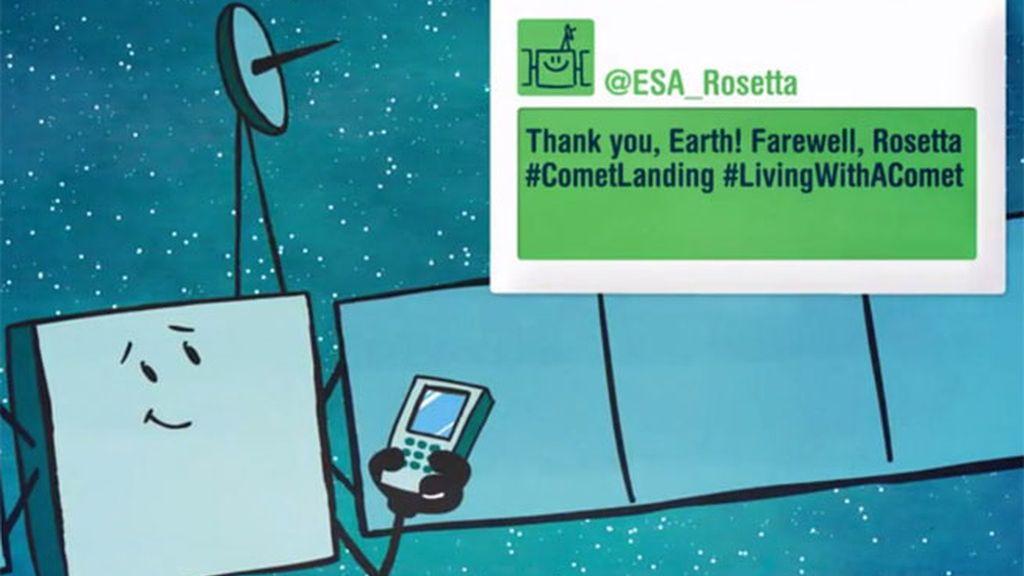 nave Rosetta,misión ESA
