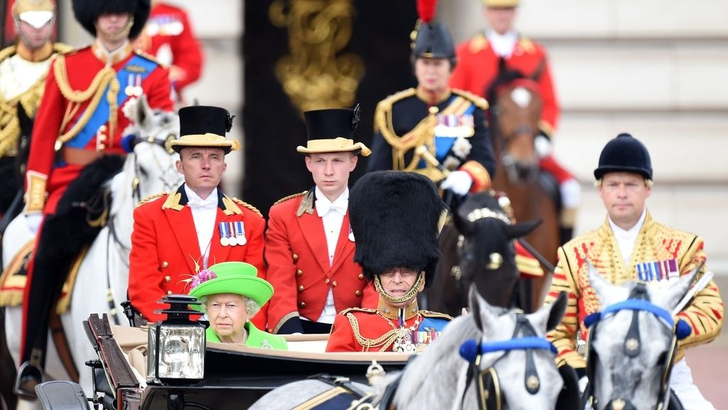 La Reina Isabel II cumple 90 años