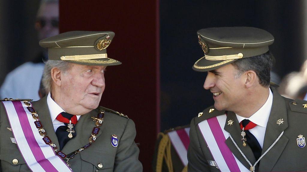 El Rey y el Príncipe siguen con sus agendas oficiales