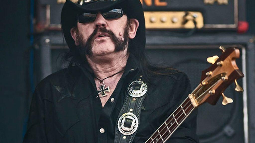Lemmy Kilmister Motorhead falleció el 29 de diciembre