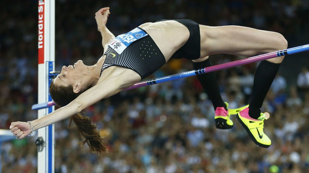 Ruth Beitia logra su segundo título en la Diamond League (02/09/2016)