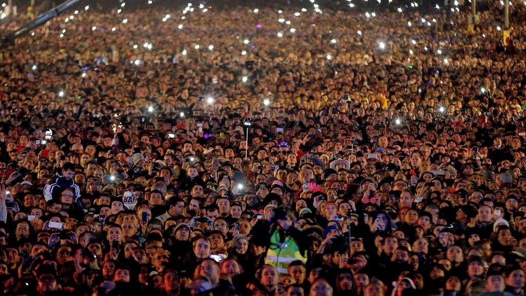Barcelona despide 2015 con La Fura dels Baus