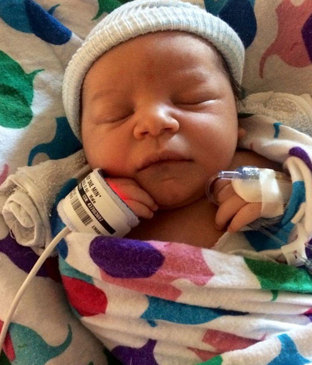 Un bebé de siete meses 'vuelve a la vida' tras recibir un trasplante de corazón