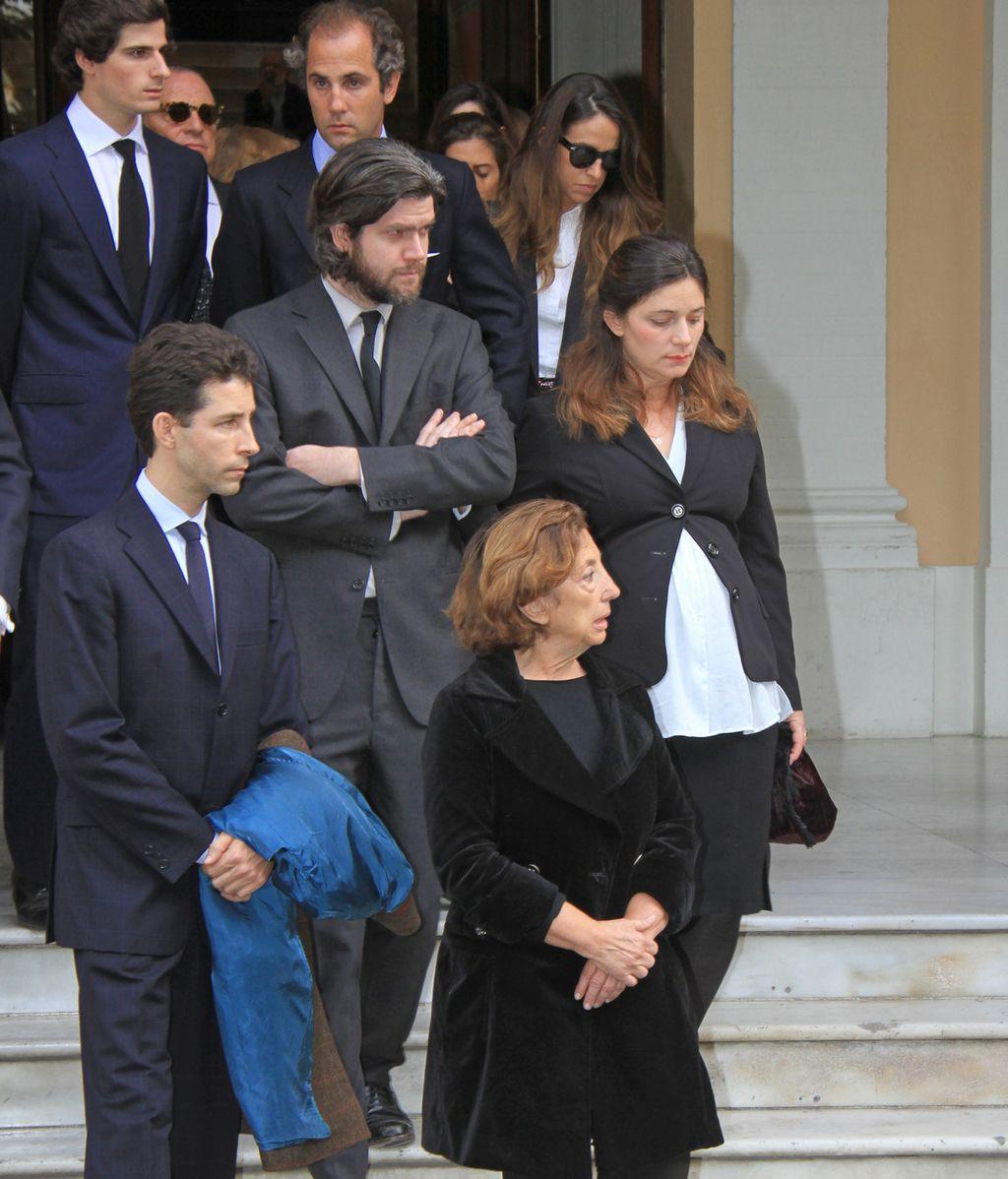 Luis Martínez de Irujo y Adriana Marín Huarte