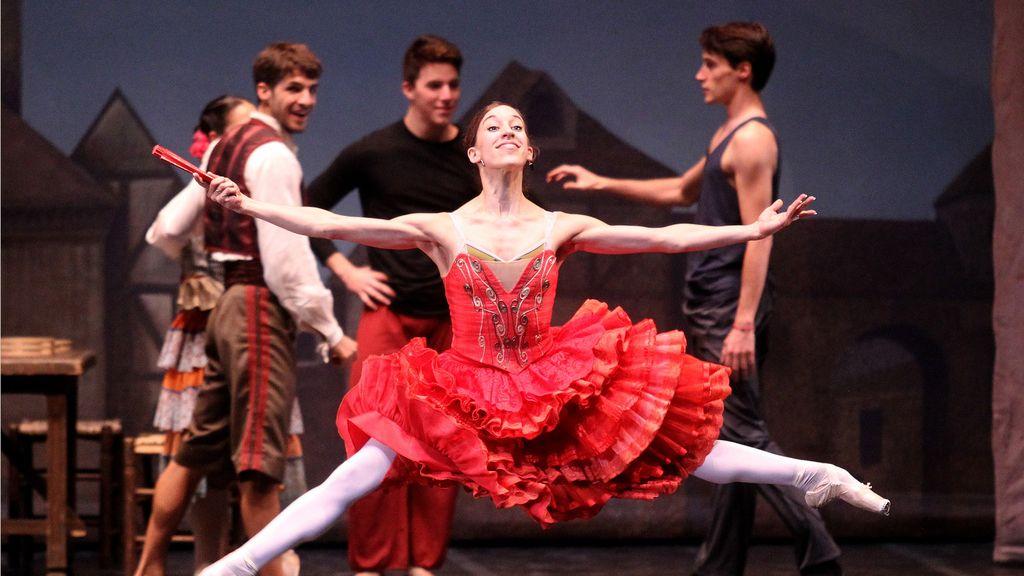 Compañía Nacional de Danza de España en el Festival Cervantino