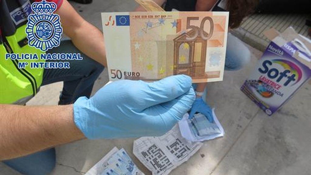 Detenido en Albacete un marroquí acusado de importar billetes falsos elaborados en Italia