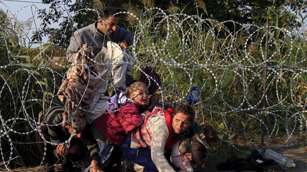 Orban asegura que no se disparará a los refugiados que crucen la valla en la frontera