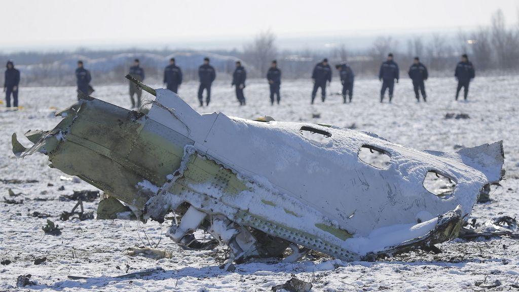 Concluyen las tareas de recuperación en el lugar del accidente de Rostov del Don
