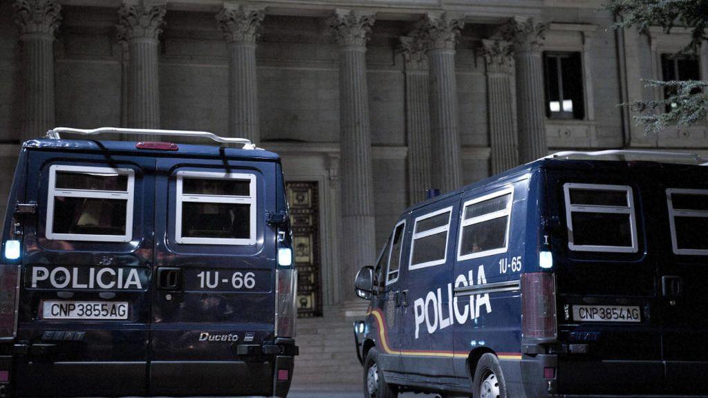 Policía, Congreso de los Diputados
