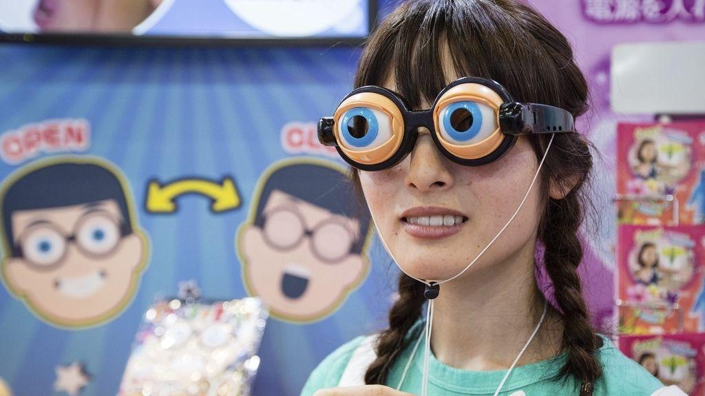 Feria internacional del juguete en Japón