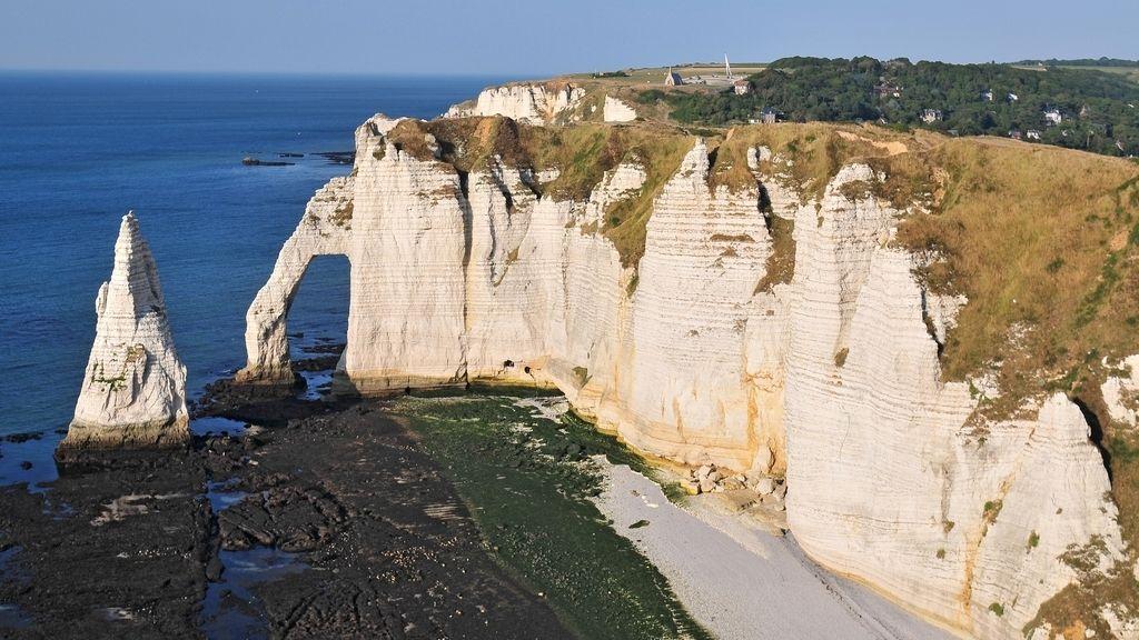 Étretat, Francia