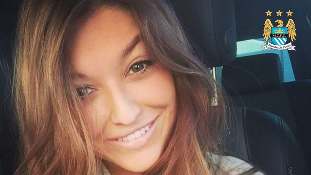 Michelle Lacroix, novia de De Bruyne (City)