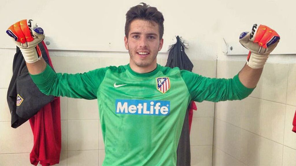 Carlos Morales,Atletico de Madrid,Unión Adarve