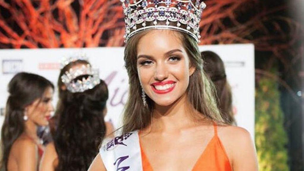 Alexandra Kucherenko, Miss Ucrania no supo responder a esta pregunta... ¿y tú?