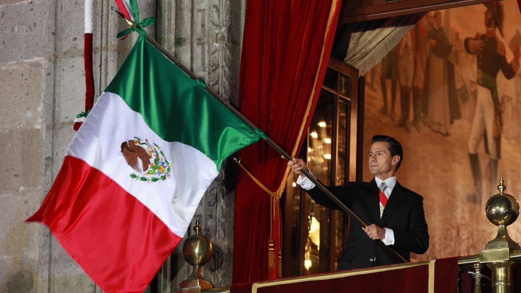 PRESIDENTE DE MÉXICO PARTICIPA EN CELEBRACIÓN DE GRITO DE INDEPENDENCIA
