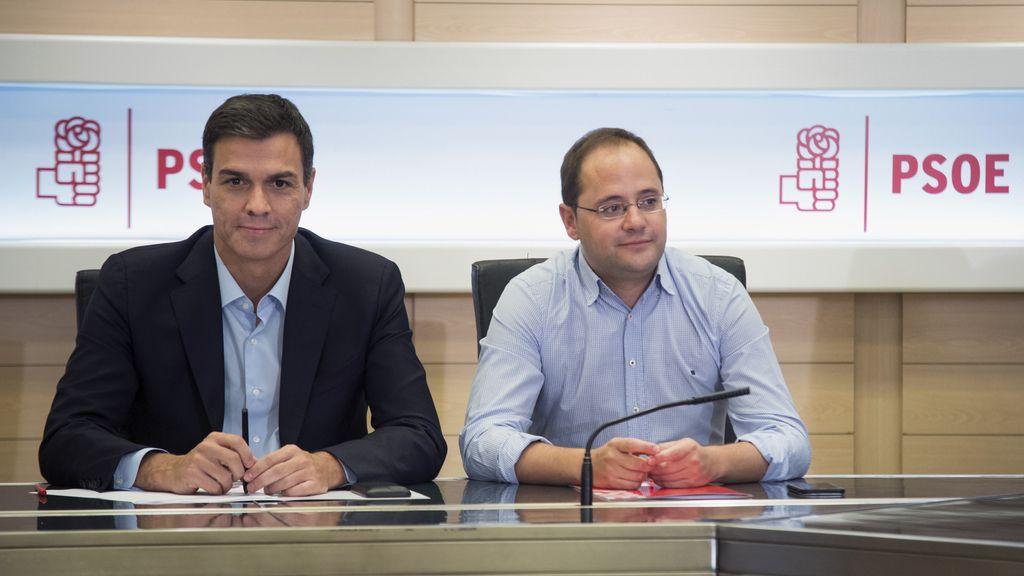 Pedro Sánchez analiza con la ejecutiva del PSOE los resultados del 25S