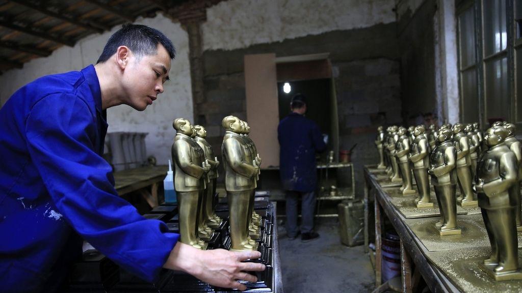 China celebra el 40 aniversario de la muerte de Mao Zedong