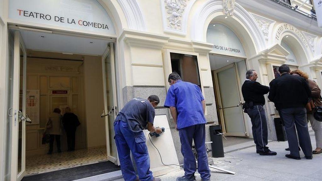 El Teatro de la Comedia de Madrid reabrirá sus puertas después de 14  años