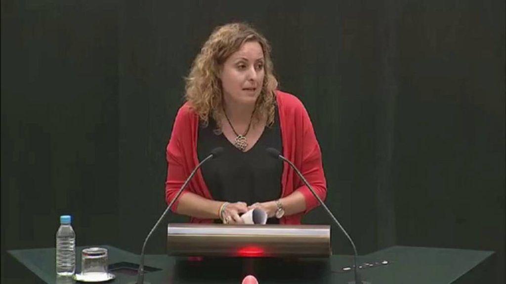 Carlota Merchán, la sustituta de Pedro Sánchez en el Congreso