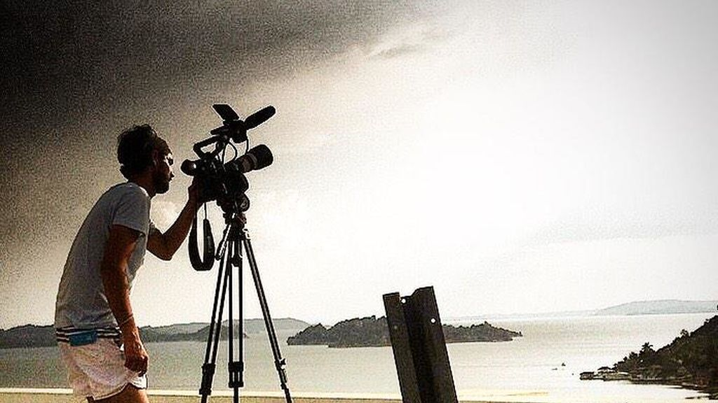 Con 'En tierra de nadie' rodaba un documental sobre el drama de los inmigrantes