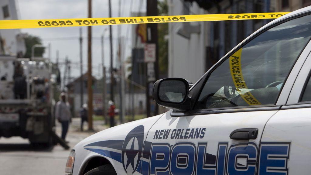 Policía Nueva Orleans