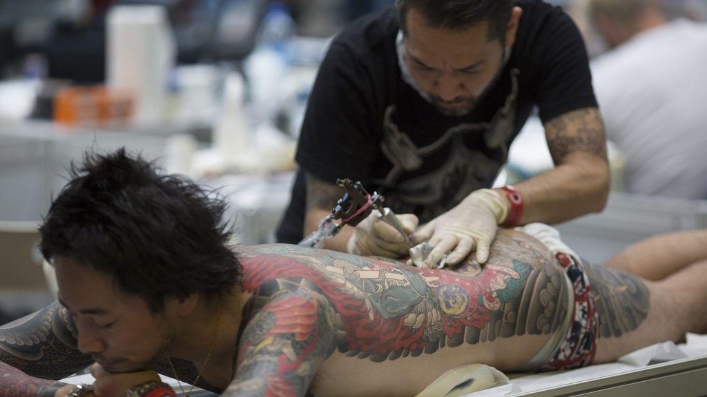 4ª Convención Internacional de Tatuajes de Hong Kong