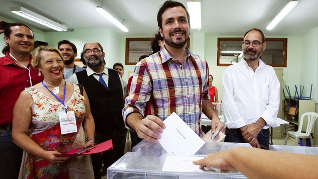 Alberto Garzón, Unidos Podemos